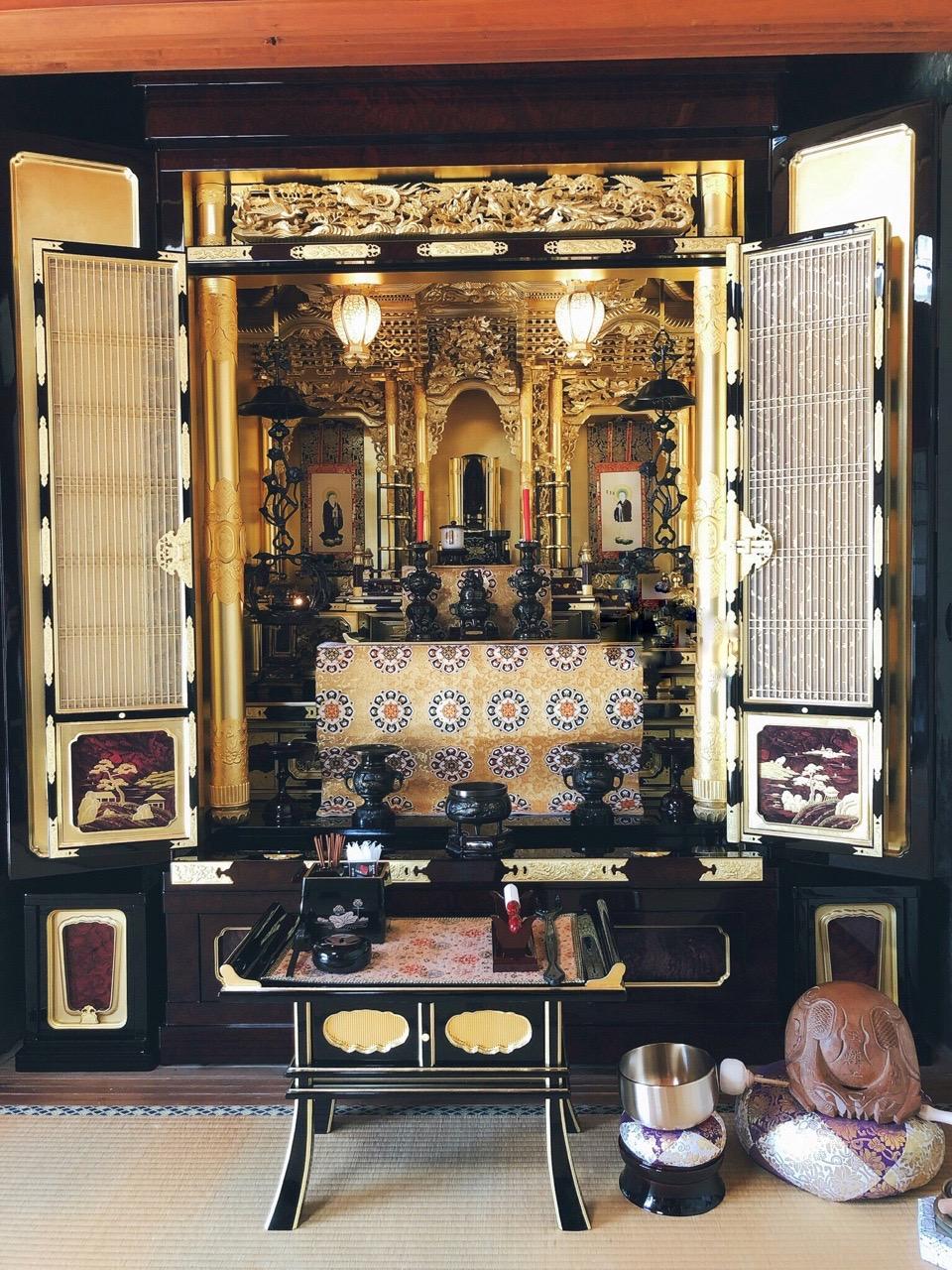 浄土宗 仏壇